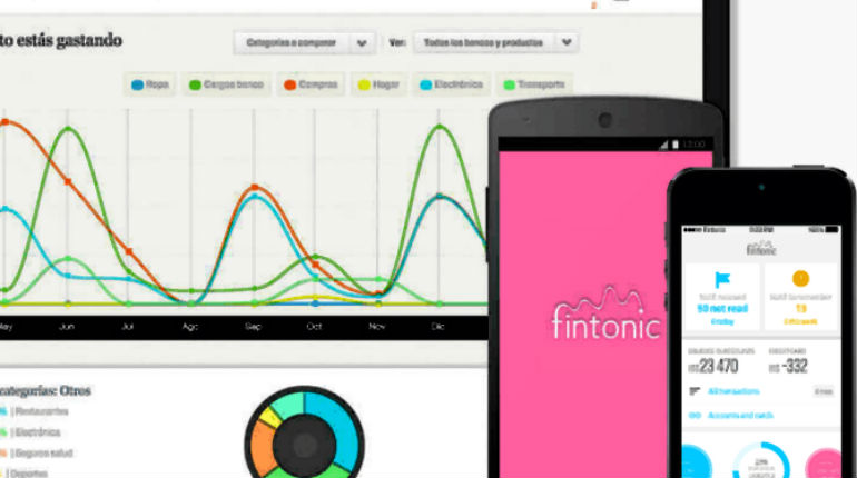 aplicativo Fintonic